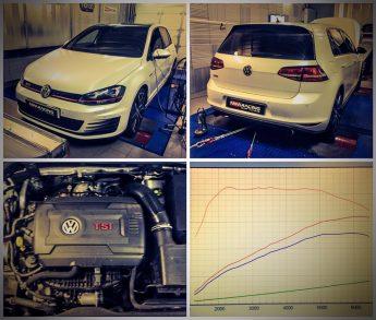 VW Golf GTI Performance 2016