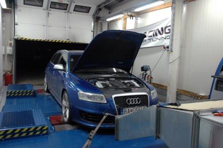 Chiptuning pre osobná automobily