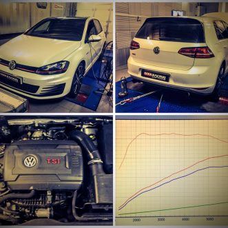 VW Golf GTI Performance 2016