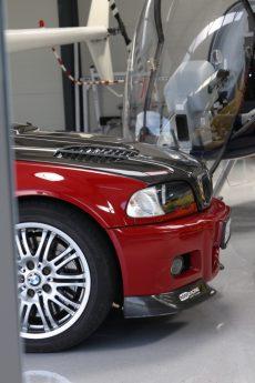 karbónové doplnky BMW M3 E46, MMRACING chiptuning