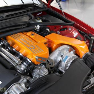 kompresor G-POWER pre BMW M3 E46, MMRACING chiptuning