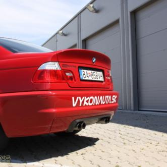 karbónový difúzor BMW M3 MMRACING chiptuning