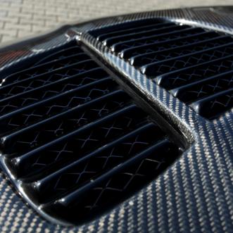 odvetranie motorového riestoru BMW M3 MMRACING chiptuning