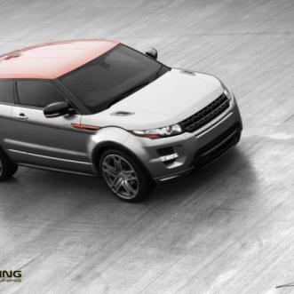 Kahn Design pre Range Rover Evoque ponúkame v MMRACING