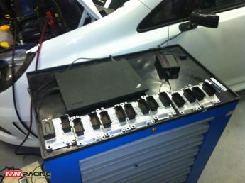 programovanie prvej série vozidiel pre divíziu Opel OPC v MMRACING chiptuning