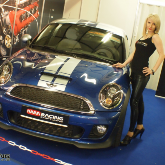 Mini v MMRACING chiptuning