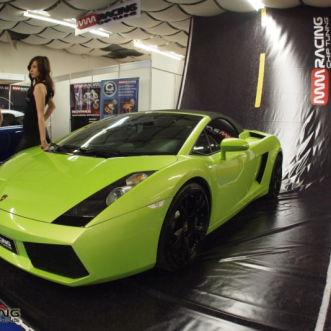 Lamborghini v MMRACING chiptuning