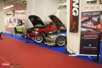 BMW M3 powered by MMRACING