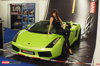 Lamborghini v MMRACING chiptuning