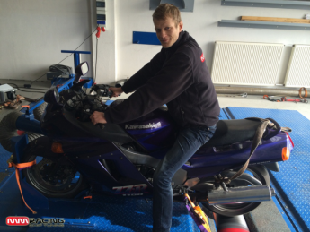MAHA MSR 500 opcia pre meranie motocyklov