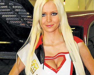 Miss autosalon 2011