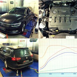 VW Passat B8 2.0TDI 110kW 2015
